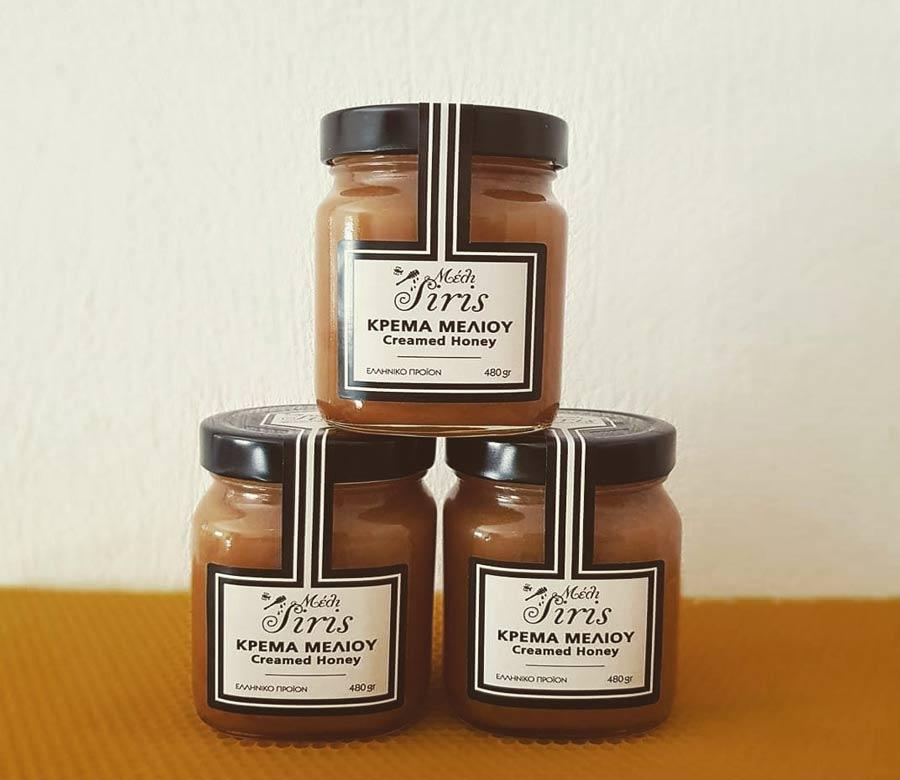 Μέλι Siris Κρέμα Μελιού