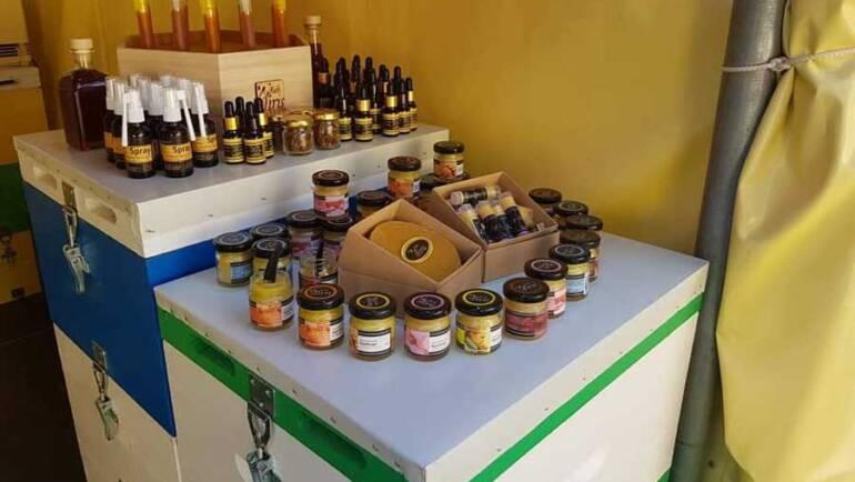 Μέλι Siris Μελισσοκομική Έκθεση Σερρών